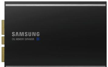 Samsung CXL SSD for data centres
