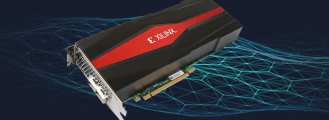 Xilinx VCK5000 Versal Development Card for AI inference