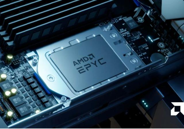 AMD EPYC processor for Google Cloud