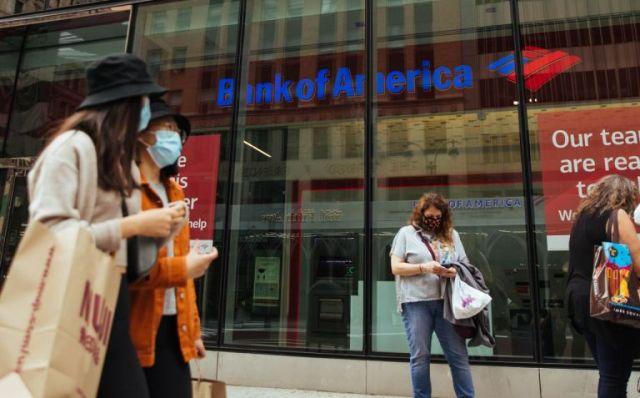 Bank of America IT spending