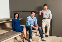 Confluent founders