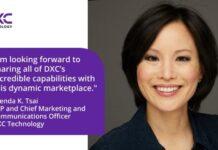 DXC Technology CMO Brenda Tsai