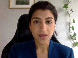 FTC chair Lina Khan