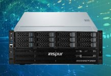 Inspur NF5468M6 AI server