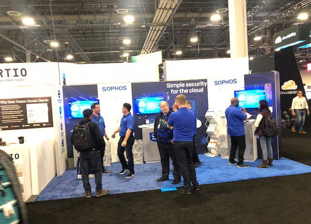 Sophos at IT event