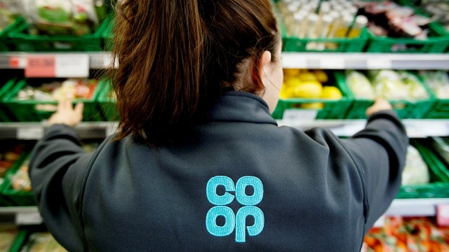 grocery store chain Coop IT investment