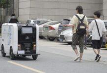 Alibaba deploys robots