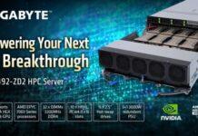 Gigabyte HPC Server