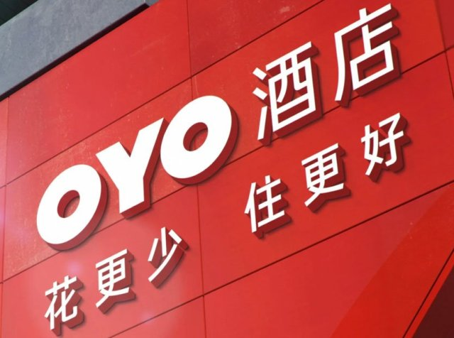 Oyo Hotels and IT investment