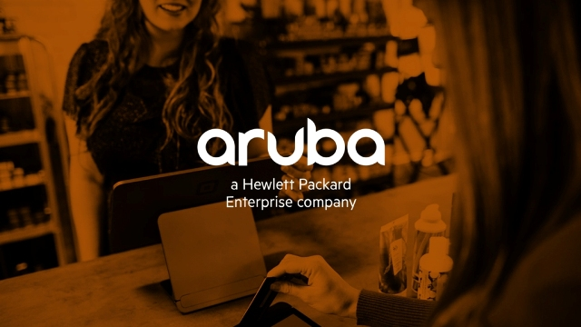 Aruba Networks for enterprises