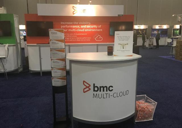 BMC at Gartner IT event