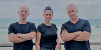Bites team Eran Heffetz, Tal Nagler Almog, and Hagai Horovitz