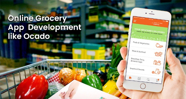 Ocado online retail and IT investment