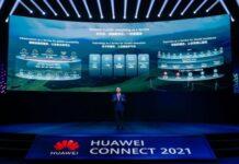Zhang Ping'an, CEO of HUAWEI CLOUD